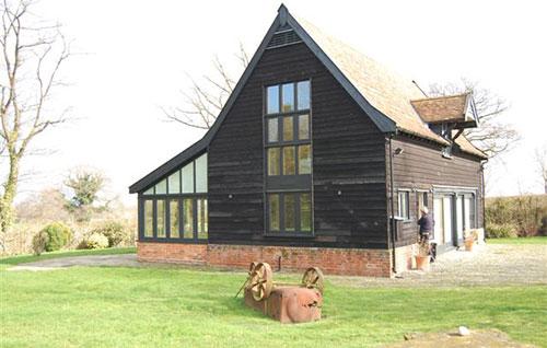 barn conversion Ipswich Suffolk